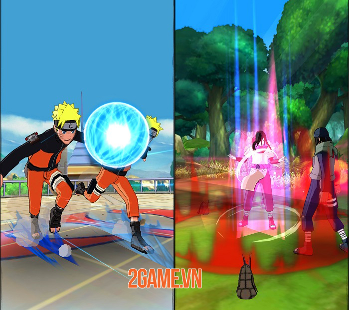 Thời Đại Ninja - Tựa game lấy cảm hứng từ Naruto nhưng đặc biệt hơn sắp ra mắt 3