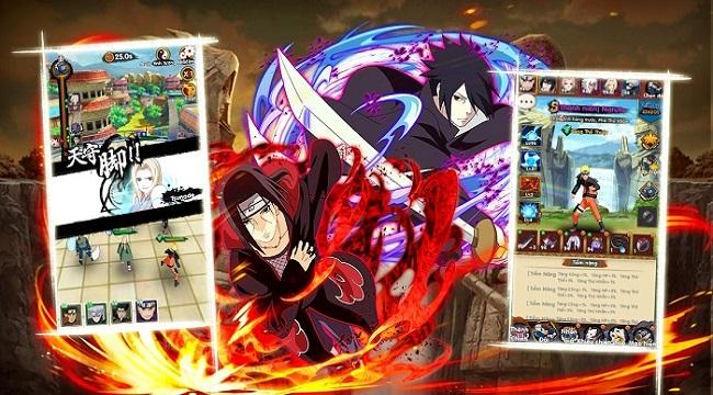 Thời Đại Ninja – Tựa game lấy cảm hứng từ Naruto nhưng đặc biệt hơn sắp ra mắt