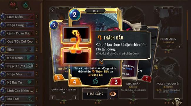 Huyền Thoại Runeterra phát hành tại Việt Nam bảo lưu hoàn toàn dữ liệu