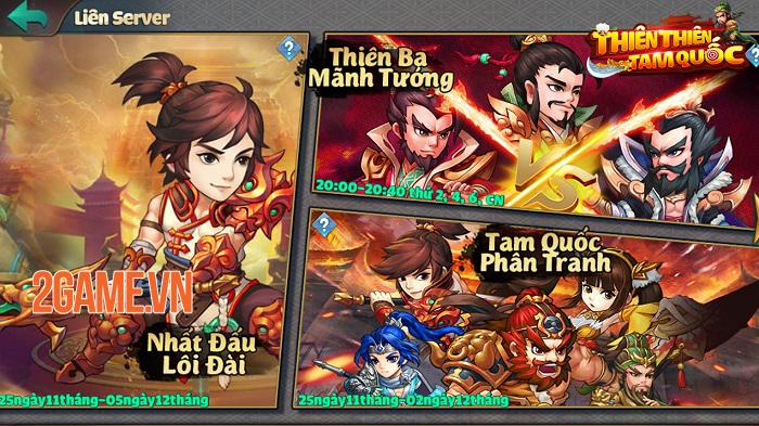Thiên Thiên Tam Quốc - Game thẻ tướng Tam Quốc có đồ họa được thiết kế độc quyền 5