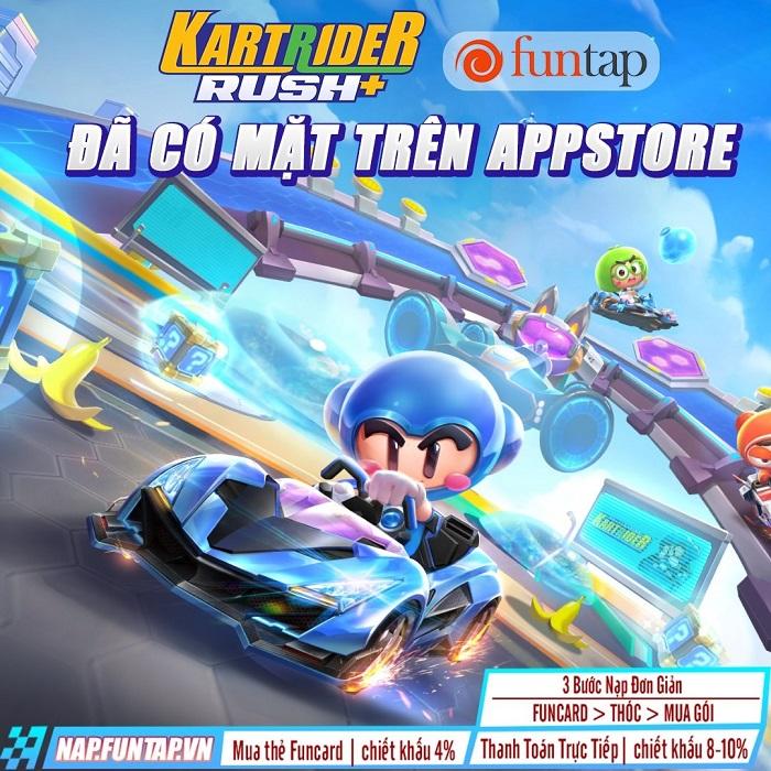 KartRider Rush+ cuối cùng đã có mặt trên Apple App Store 1