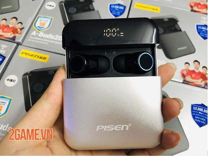 Tai nghe PISEN True Wireless A-Buds2000 - Tai nghe không dây cực hot 2