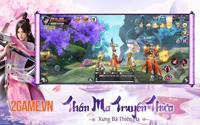 Thương Khung Chi Kiếm Funtap - Game kiếm hiệp chân nhân đầu tiên ở Việt Nam 0