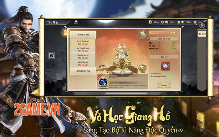 Thương Khung Chi Kiếm Funtap - Game kiếm hiệp chân nhân đầu tiên ở Việt Nam 3