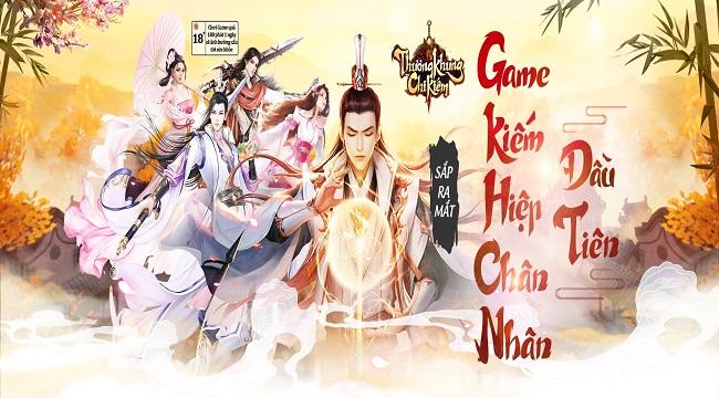 Thương Kiếm Chi Khung Funtap – Game kiếm hiệp chân nhân đầu tiên ở Việt Nam