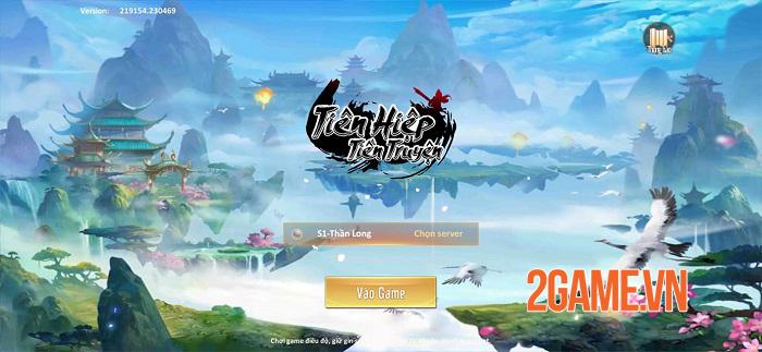 Tiên Hiệp Tiền Truyện Mobile ra mắt server mới phục vụ cộng đồng game thủ 0