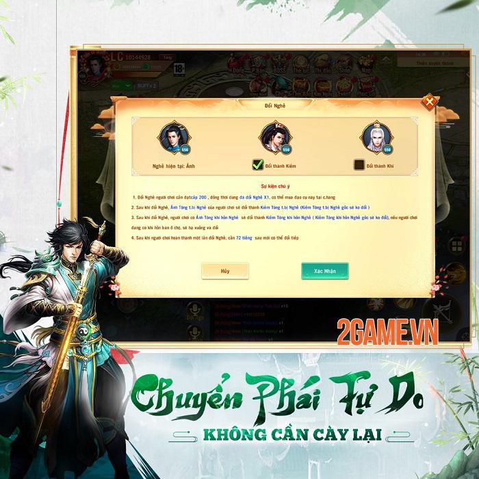 Phong Vân Chí VTC - Game cày cuốc rớt đồ đầy đất cập bến game Việt 1