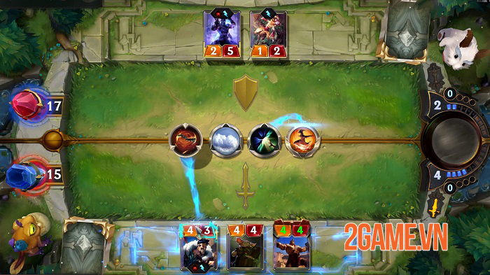 Huyền Thoại Runeterra có gì khác với phần lớn game thẻ bài tại Việt Nam? 3