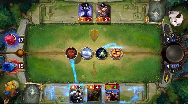 Huyền Thoại Runeterra có gì khác với phần lớn game thẻ bài tại Việt Nam?
