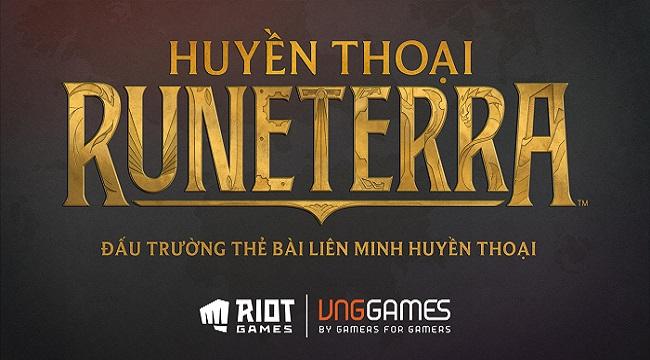 Huyền Thoại Runeterra – Lựa chọn hoàn hảo cho fan thẻ bài chiến thuật Việt Nam