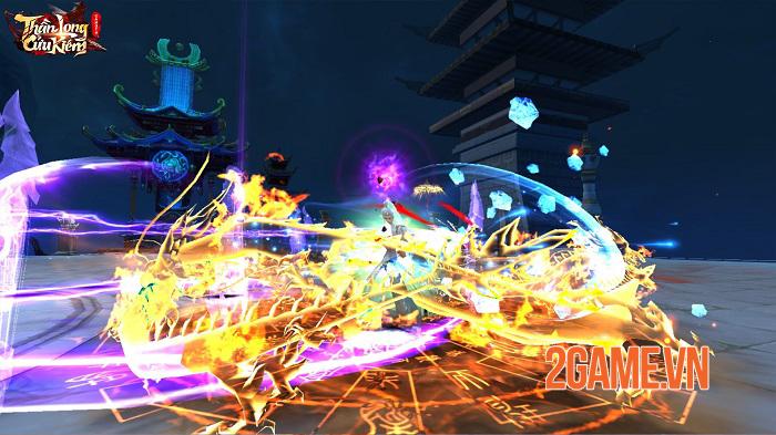 Thần Long Cửu Kiếm Gamota - Game kiếm hiệp PK tự do sắp ra mắt 0