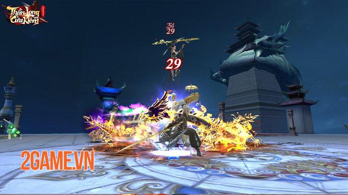 Thần Long Cửu Kiếm Gamota - Game kiếm hiệp PK tự do sắp ra mắt 3