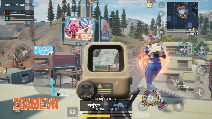 Farlight 84 - Game battle royale ấn tượng sắp ra mắt đa nền tảng 1