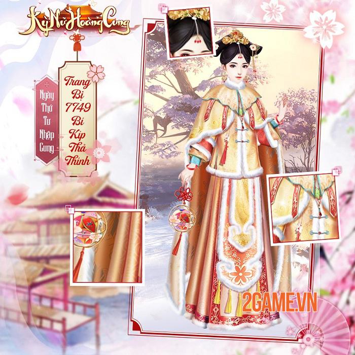 Kỳ Nữ Hoàng Cung Funtap - Game ngôn tình cung đấu do mình làm chủ sắp ra mắt 9