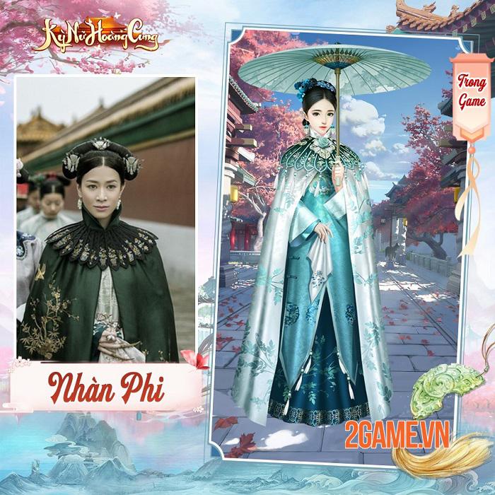 Kỳ Nữ Hoàng Cung Funtap - Game ngôn tình cung đấu do mình làm chủ sắp ra mắt 3