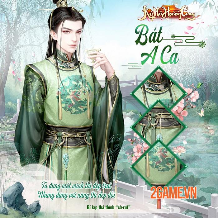Kỳ Nữ Hoàng Cung Funtap - Game ngôn tình cung đấu do mình làm chủ sắp ra mắt 6