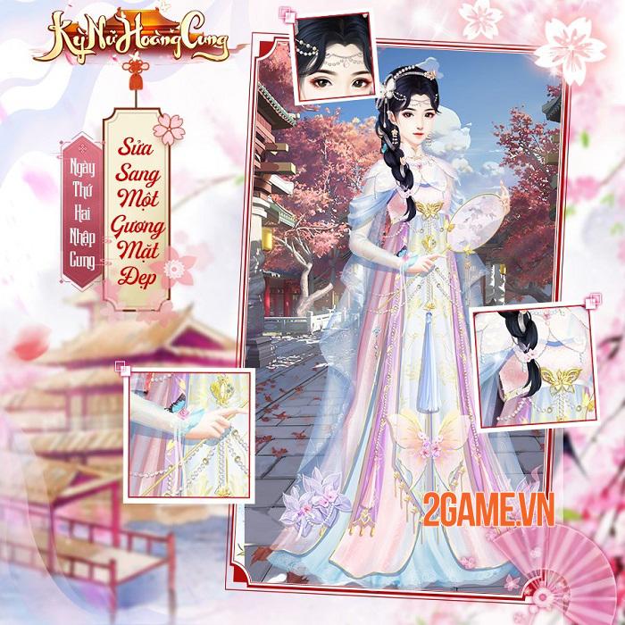 Kỳ Nữ Hoàng Cung Funtap - Game ngôn tình cung đấu do mình làm chủ sắp ra mắt 8