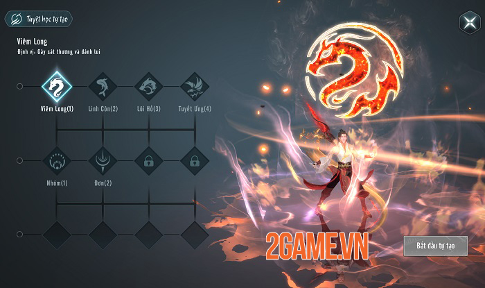 Tuyết Ưng VNG - Game 4K đầu tiên ở Việt Nam sẽ sớm ra mắt thời gian tới 3