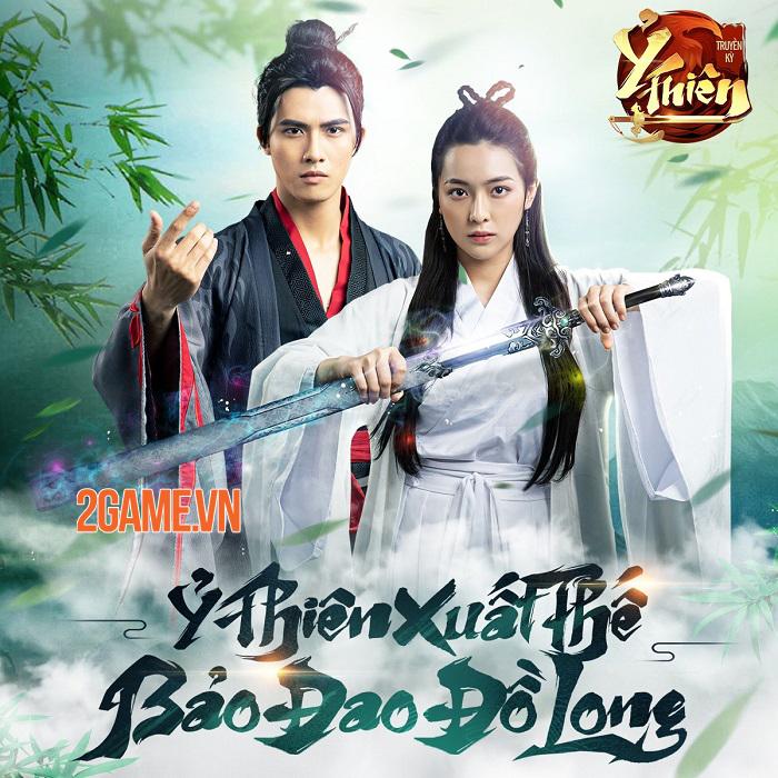 Ỷ Thiên Truyền Kỳ GOSU - Kiệt tác kiếm hiệp Võ Lâm trên mobile sắp ra mắt 2