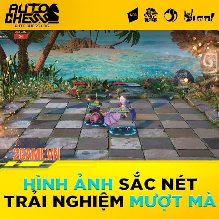 Auto Chess VNG chính thức ra mắt phiên bản PC được nâng cấp đồ họa 2