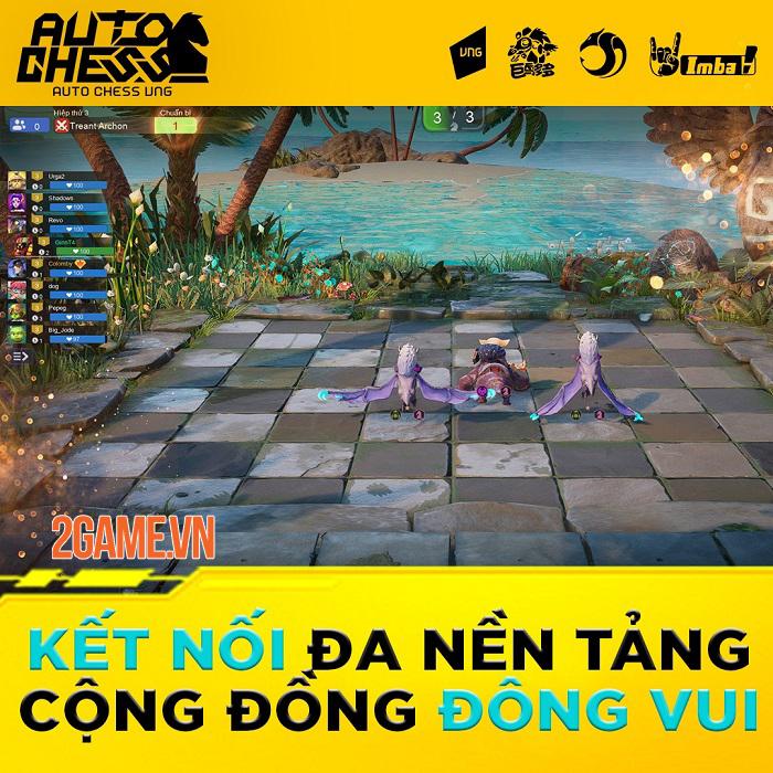 Auto Chess VNG chính thức ra mắt phiên bản PC được nâng cấp đồ họa 4