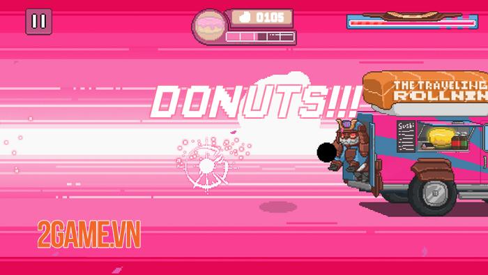 Ninja Chowdown - Đồ họa hào nhoáng và lối chơi auto-runner tiết tấu nhanh 3