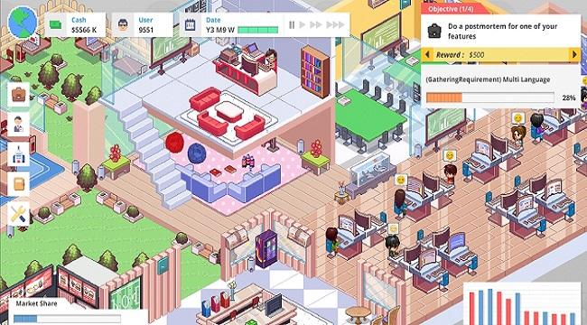Startup Panic – Game quản lý kinh doanh có gu hài hước kỳ lạ