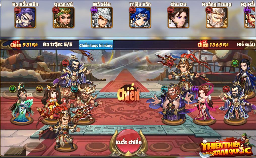 Thiên Thiên Tam Quốc -Game tinh hoa chiến thuật turn-based Thien-thien-tam-quoc-1