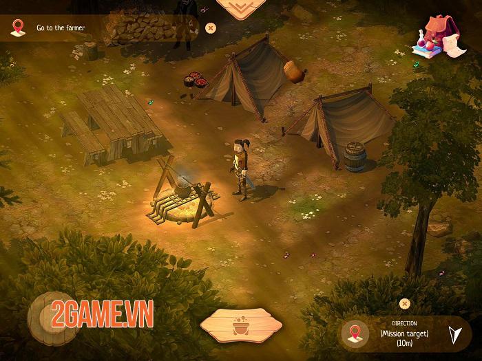 Slash of Sword: R.J - Game nhập vai phiêu lưu có hệ thống ngày đêm chân thực 2