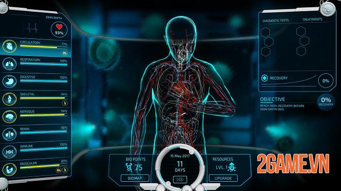Bio Inc.: Redemption - Phần tiếp theo của game mobile đình đám trên toàn thế giới 0
