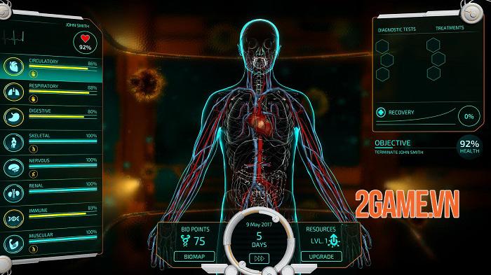 Bio Inc.: Redemption - Phần tiếp theo của game mobile đình đám trên toàn thế giới 2