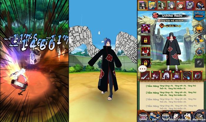 Funtap tặng giftcode mừng Thời Đại Ninja chính thức ra mắt 4
