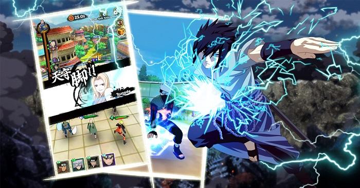 Funtap tặng giftcode mừng Thời Đại Ninja chính thức ra mắt 1