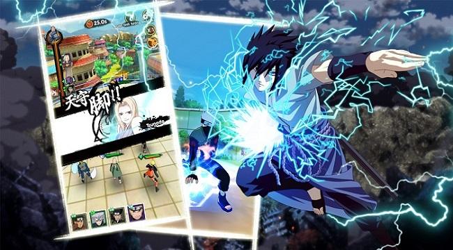 Funtap tặng giftcode mừng Thời Đại Ninja chính thức ra mắt