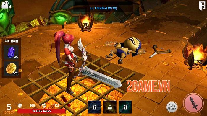 The Legend of Dragon - Game nhập vai có lối chơi tự động chiến đấu đơn giản 3