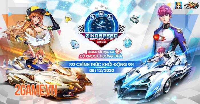 ZingSpeed Mobile tổ chức tiệc sinh nhật 2 tuổi chất như nước cất 0