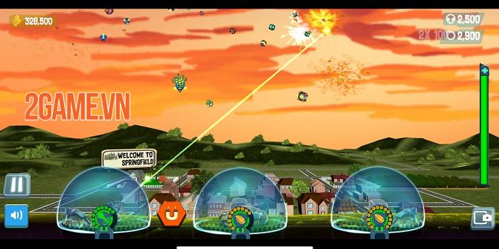 Frak Attack - Game hành động phòng thủ tháp đồ họa sống động ra mắt trên iOS 1