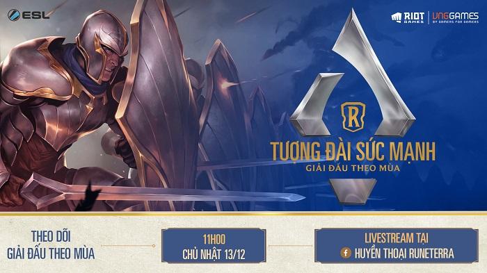 Huyền Thoại Runeterra: VNG công bố lịch phát sóng Giải Đấu Theo Mùa tại Việt Nam 0