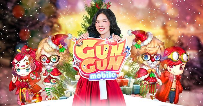 Suni Hạ Linh trở thành Đại Sứ Kiếm Gấu của Gun Gun Mobile 5