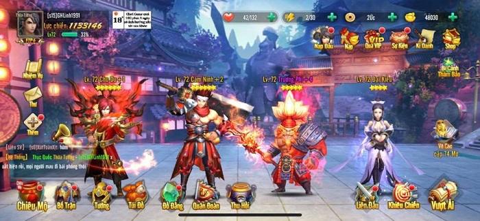 Ma Thần Tam Quốc chơi lớn với chuỗi sự kiện Lễ Hội Mùa Đông tháng 12 2