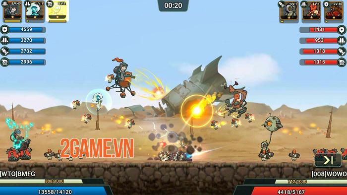 Game chiến thuật Wasteland Lords Mobile chính thức ra mắt toàn cầu 3