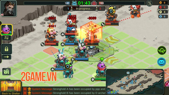 Game chiến thuật Wasteland Lords Mobile chính thức ra mắt toàn cầu 4