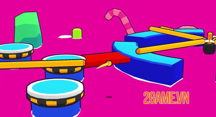 Slime Rush - Game vượt chướng ngại vật siêu đáng yêu sắp ra mắt 1