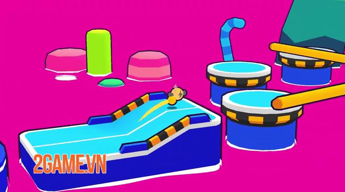 Slime Rush - Game vượt chướng ngại vật siêu đáng yêu sắp ra mắt 2