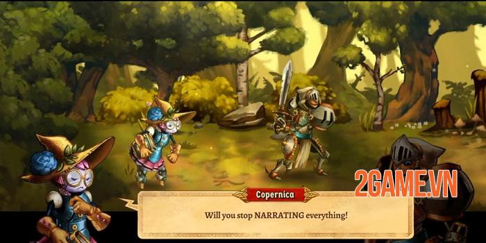 SteamWorld Quest: Hand of Gilgamech - Game nhập vai thẻ bài ra mắt trên iOS 1