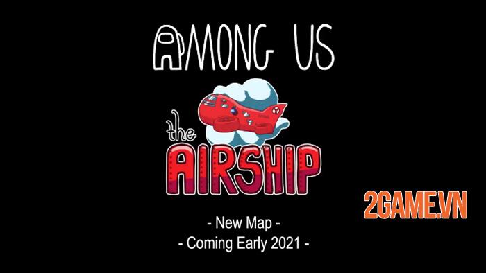 Among Us tiết lộ một bản đồ hoàn toàn mới ra mắt năm 2021 2