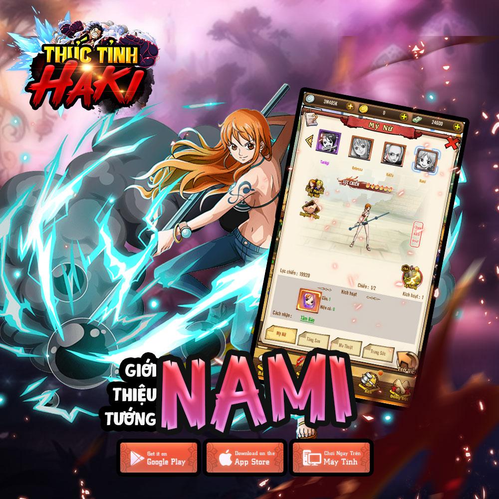 Game mobile đề tài One Piece Thức Tỉnh Haki công bố lộ trình ra mắt 2
