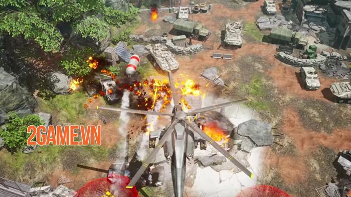 Just Cause: Mobile - Game bắn súng góc nhìn từ trên xuống của Square Enix 3