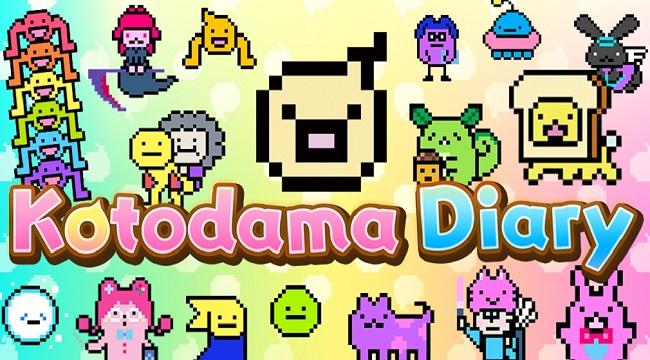 Game siêu đáng yêu Kotodama Diary ra mắt bản tiếng Anh toàn cầu