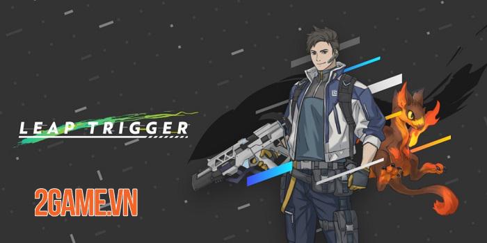 Leap Trigger - Game bắn súng dùng AR biến phòng khách thành đấu trường 0